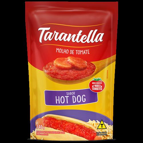 MOLHO TARANTELLA HOT DOG SACHE 340G