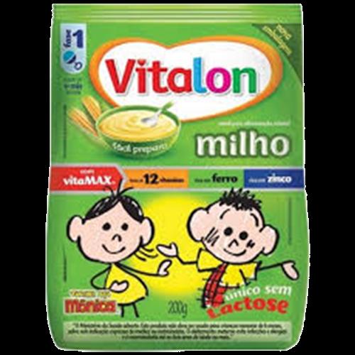MINGAU VITALON MILHO SACHET 200G
