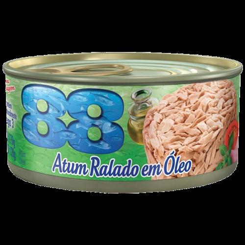 ATUM 88 RALADO OLEO 170G REF 3188