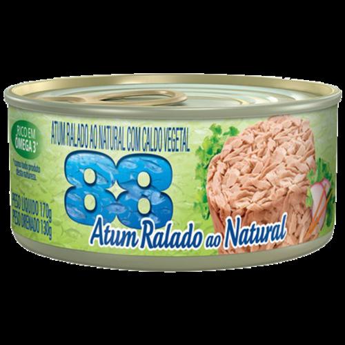 ATUM 88 RALADO AO NATURAL170  REF 3560