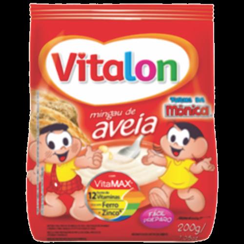 MINGAU VITALON AVEIA SACHET 200G