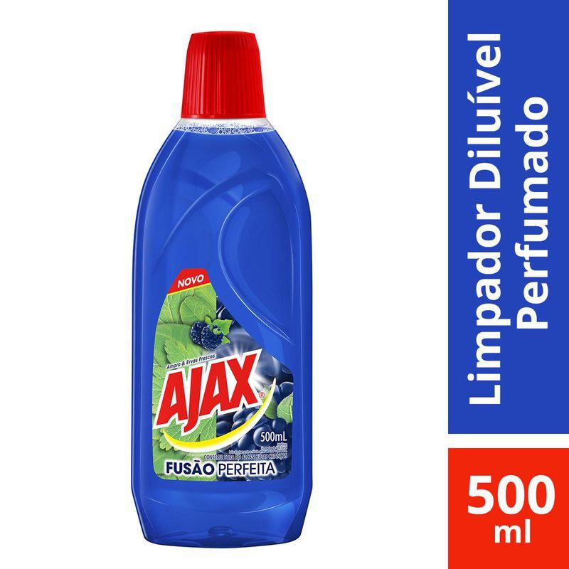 AJAX AMORA E ERVAS FRESCAS 500ML
