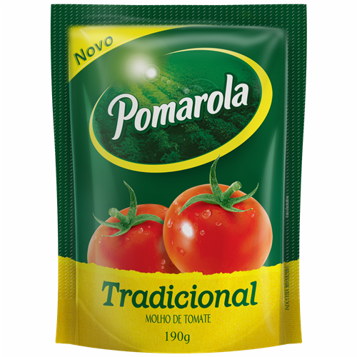 MOLHO POMAROLA TRAD SACHE 190GR