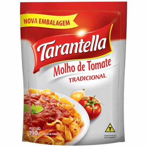 MOLHO TARANTELLA TRAD SACHE 190G