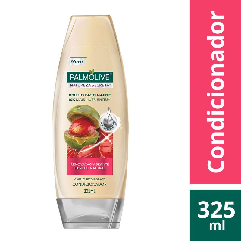 COND PALM.NAT SECRETA UCUUBA 325ML