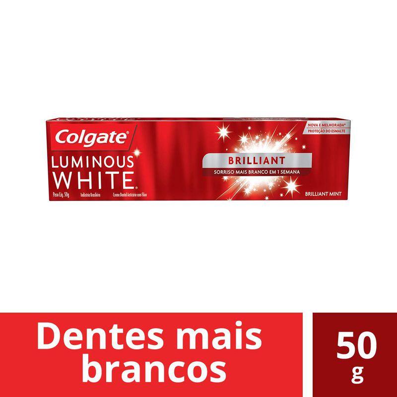 CR DENTAL COLGATE LUMINOUS WHITE BRI 50G