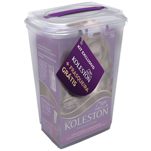KOLESTON KIT 70 LOURO MEDIO+FRASQUEIRA