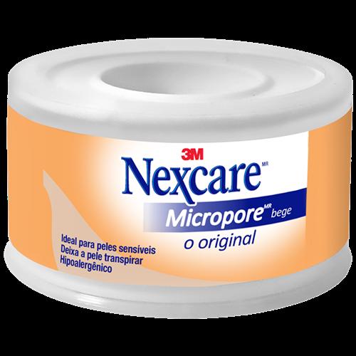 MICROPORE BEGE NEXCARE 12MMX4,5M