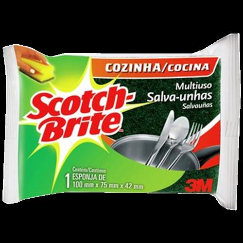 ESPONJA SCOTCH BRITE M USO FOR ANAT UNIT
