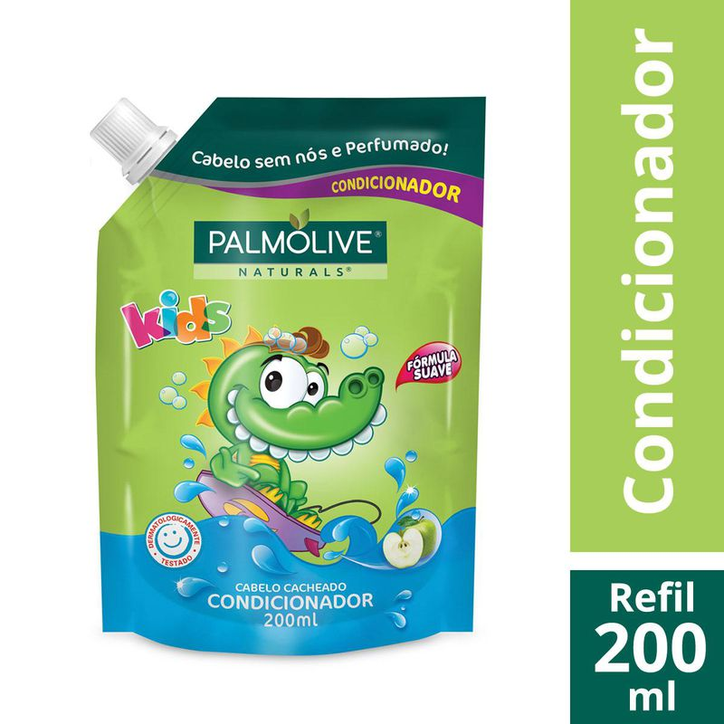 COND PALM.NATURALS KIDS CACH REFIL 200ML