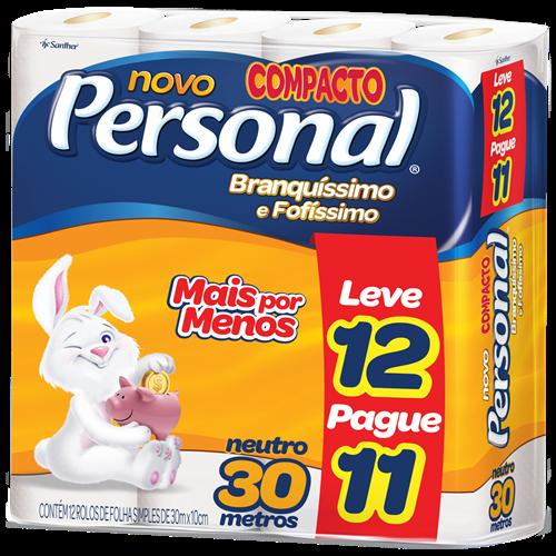 PAPEL HIG PERSONAL FS NEUTRO C LV 12PG11