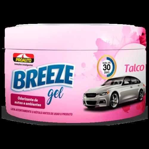 ODORIZANTE GEL BREEZE TALCO 60G