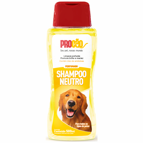 SHAMPOO PROCAO NEUTRO 500ML