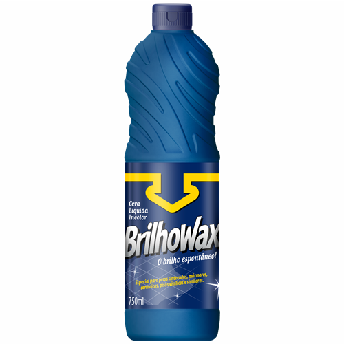 CERA LIQ. BRILHOWAX INCOLOR 750ML