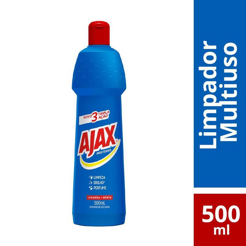 AJAX MULTIUSO LAVANDA E MENTA 500ML