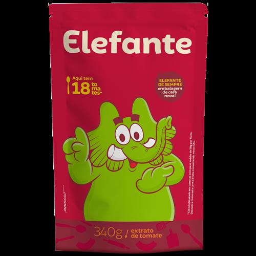 ELEFANTE EXTRATO POUCH 340G
