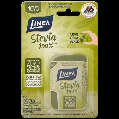 ADOCANTE LINEA COMP STEVIA 100X60MG
