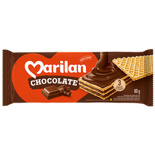 BISC MARILAN WAFER CHOCOLATE 80G