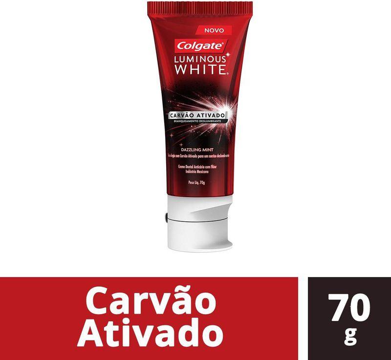 CR DENTAL COLGATE LUMIN WHITE C ATIV 70G