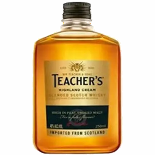 WHISKY TEACHER 250ML
