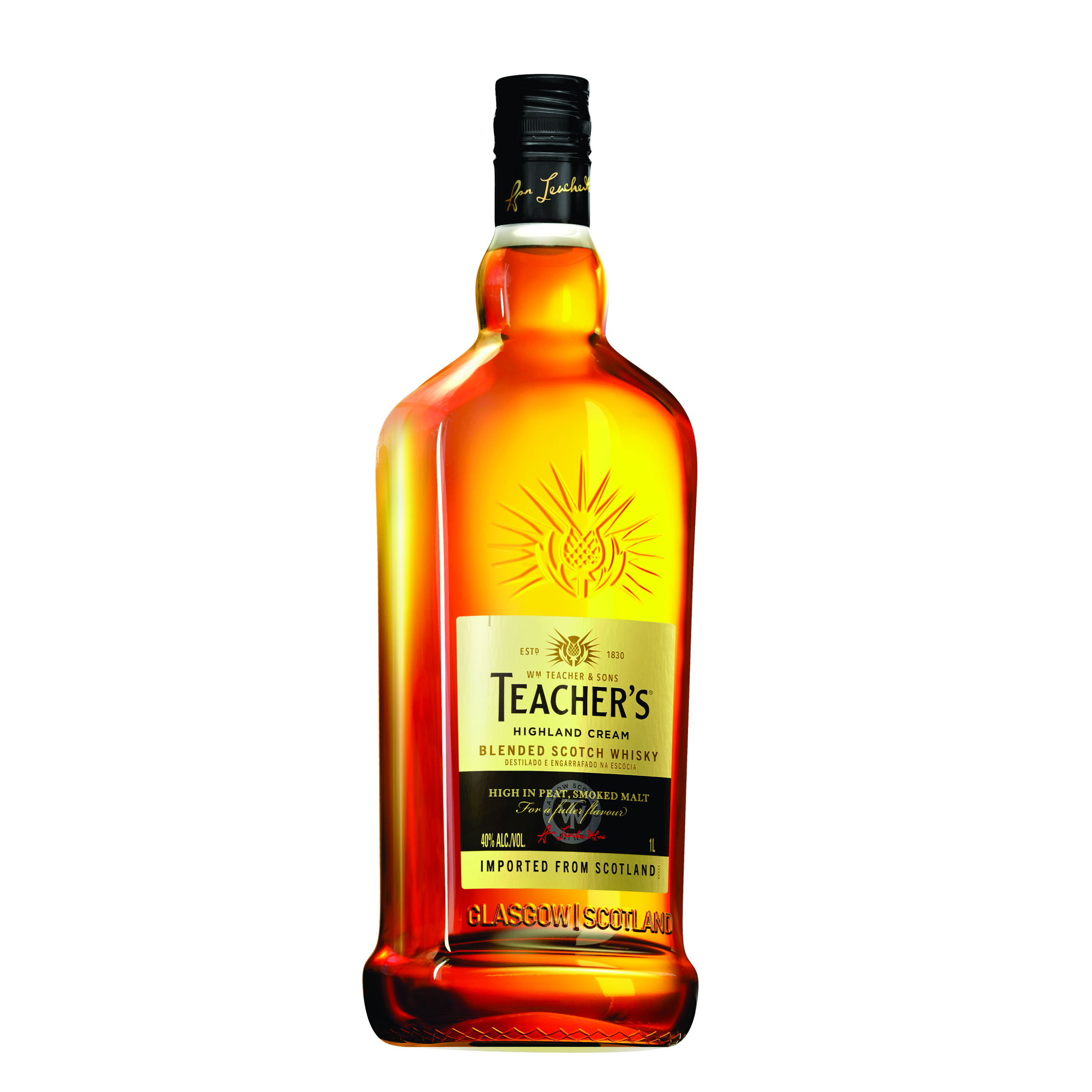 WHISKY TEACHER 1LT