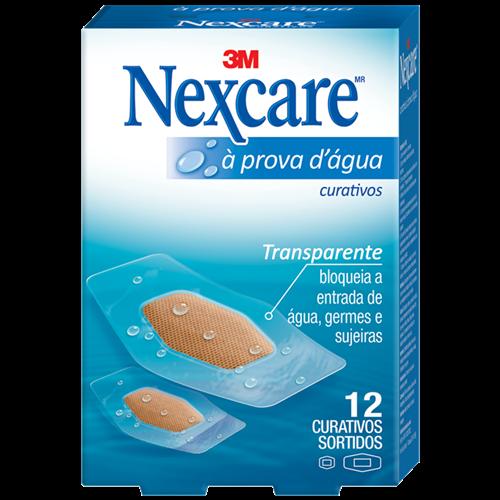 CURATIVO A PROVA DAGUA NEXCARE C/12UND