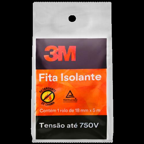 FITA ISOLANTE 3M 18MMX5M