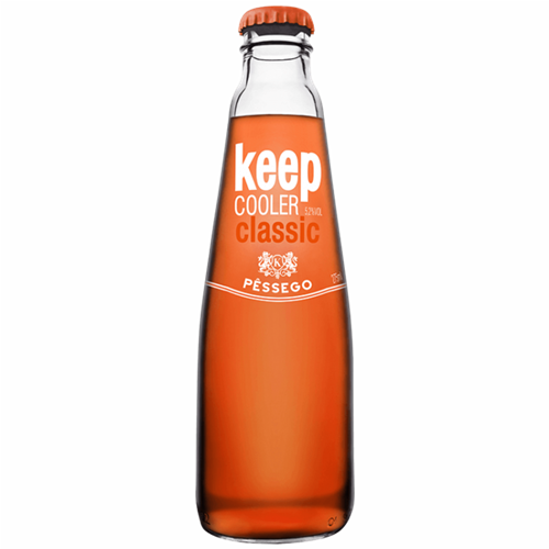 KEEP COOLER CLASSIC PESSEGO 275ML