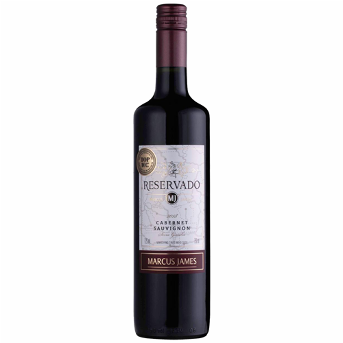VINHO TINTO M JAMES CABERNET SAUVI 750ML