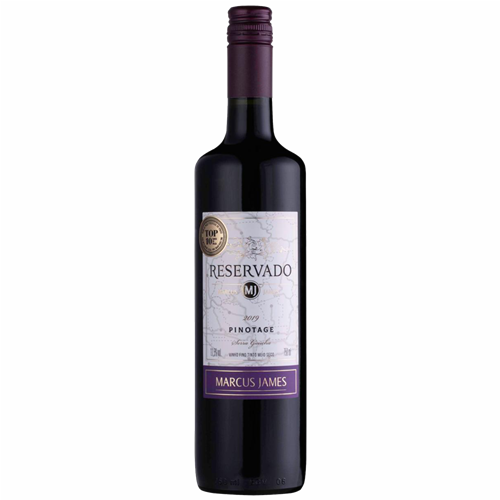 VINHO TINTO M JAMES PINOTAGE 750ML