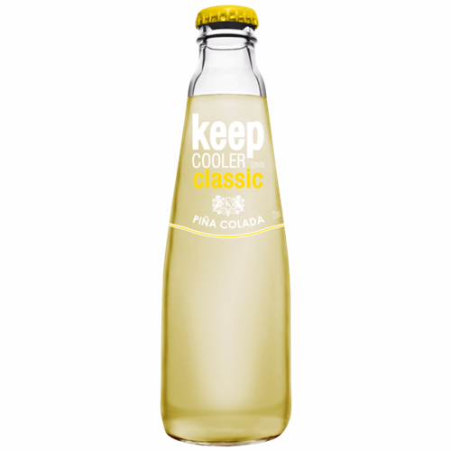 KEEP COOLER CLASSIC PINA COLADA 275ML