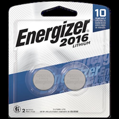 BATERIA ENERGIZER 2016 LITHIUM 1X2*
