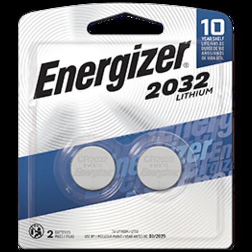 BATERIA ENERGIZER 2032 3V LITHIUM 1X2*
