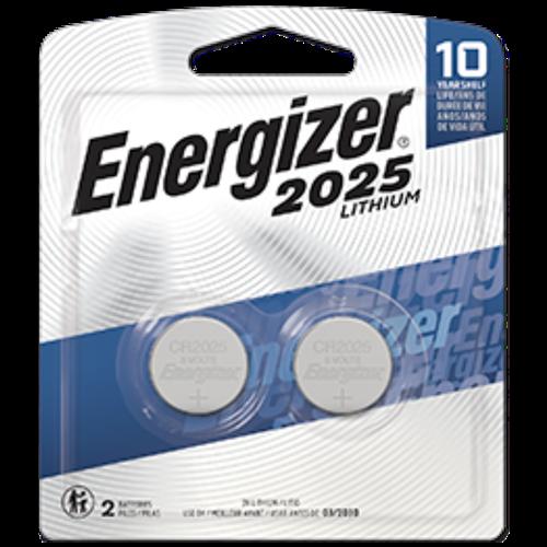 BATERIA ENERGIZER 3V LITHIUM 2025 1X2*