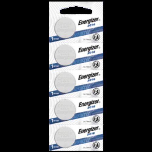 BATERIA ENERGIZER 2016 LITHIUM 1X5*