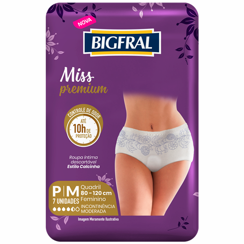 BIGFRAL MISS PREMIUM REG PQ/MD 7UN