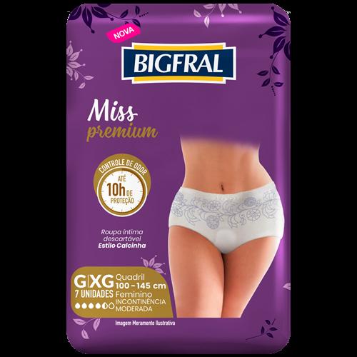 BIGFRAL MISS PREMIUM REG GD/XG 7UN