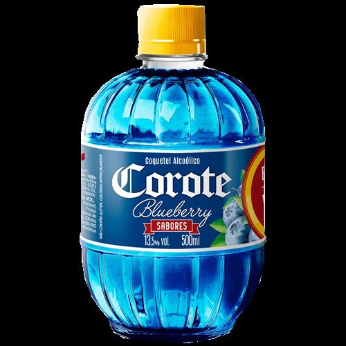 COQUETEL COROTE BLUEBERRY 500 ML PET