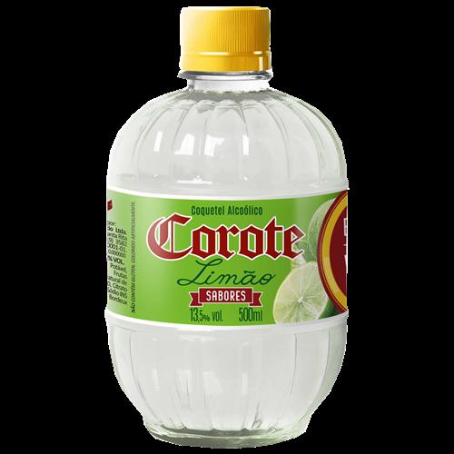 COQUETEL COROTE LIMAO 500 ML PET