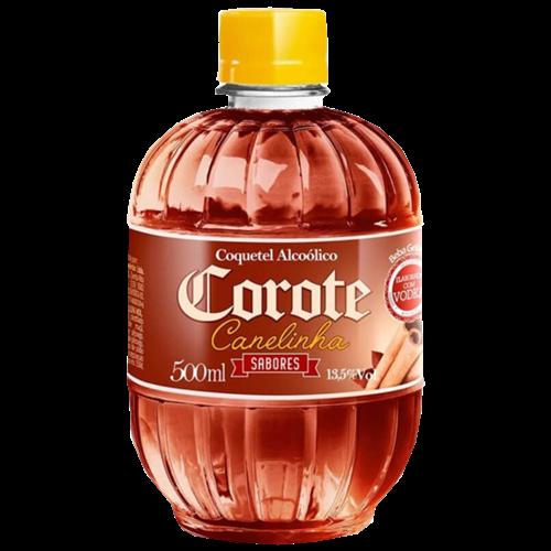 COQUETEL COROTE CANELINHA 500 ML PET