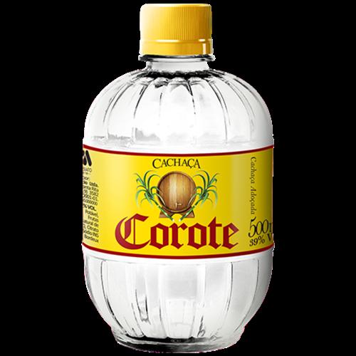 CACHAÇA COROTE 500 ML PET