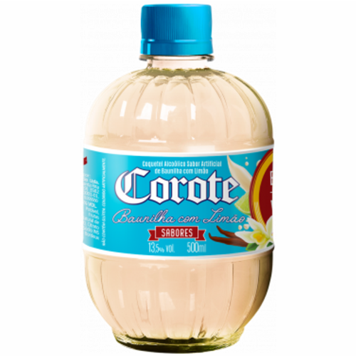 COQUETEL COROTE BAUNILHA C/ LIMÃO 500ML
