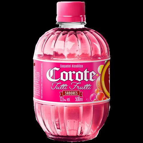COQUETEL COROTE TUTTI FRUTTI 500ML