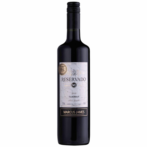 VINHO TINTO M JAMES TANNAT 750ML