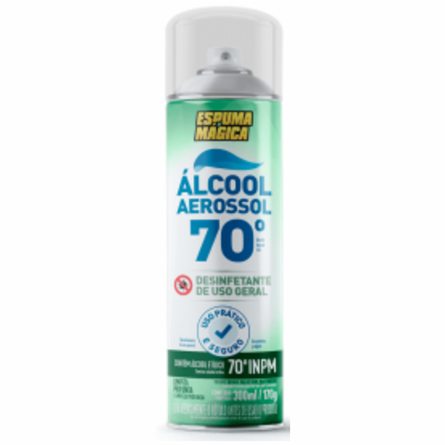 ALCOOL 70 AEROSSOL TRADING CARE 300ML