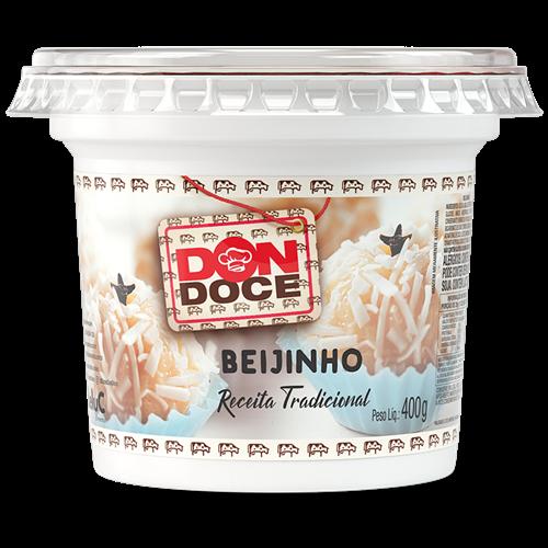 BEIJINHO DE ENROLAR DONDOCE 400G