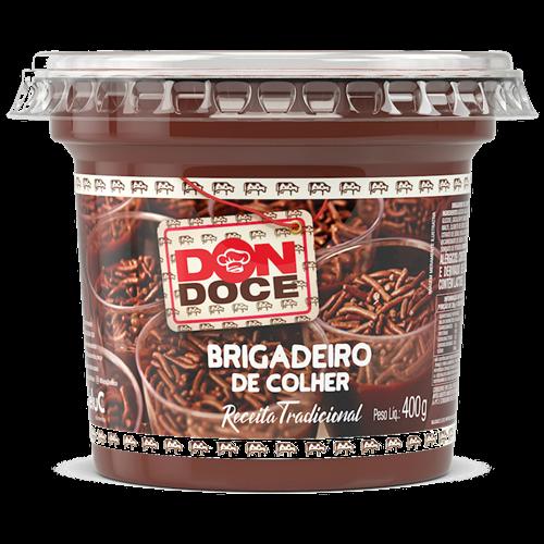 BRIGADEIRO DE COLHER DONDOCE 400G