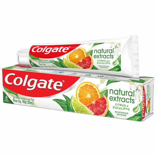CR DENTAL COLGATE NAT REINF DEF 40G