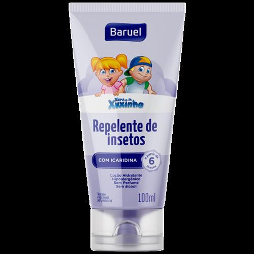 LOCAO REPELENTE BARUEL BABY 100ML