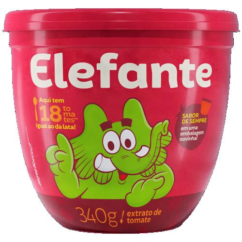 ELEFANTE EXTRATO POTE 340G